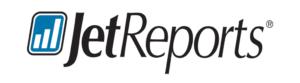 jet reports logo black
