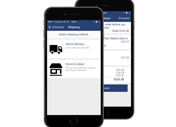 ls retail mobile