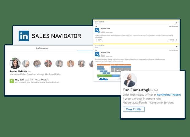 sales navigator customer engagement