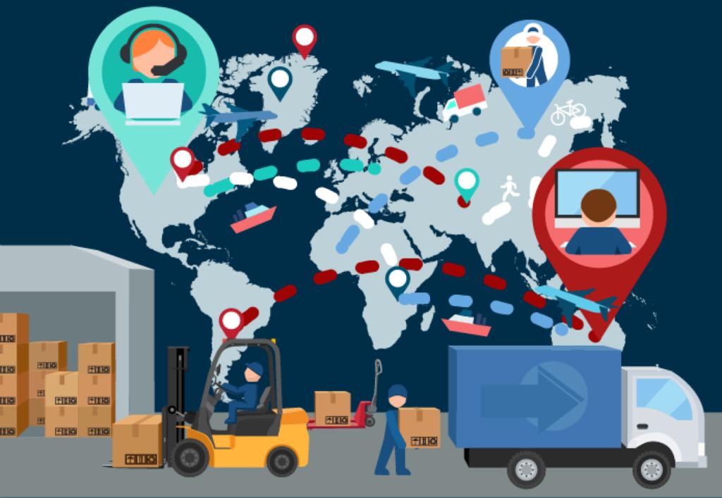 supply chain and master data